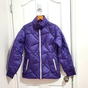 Burton Down Goose Feather Puffer Jacket